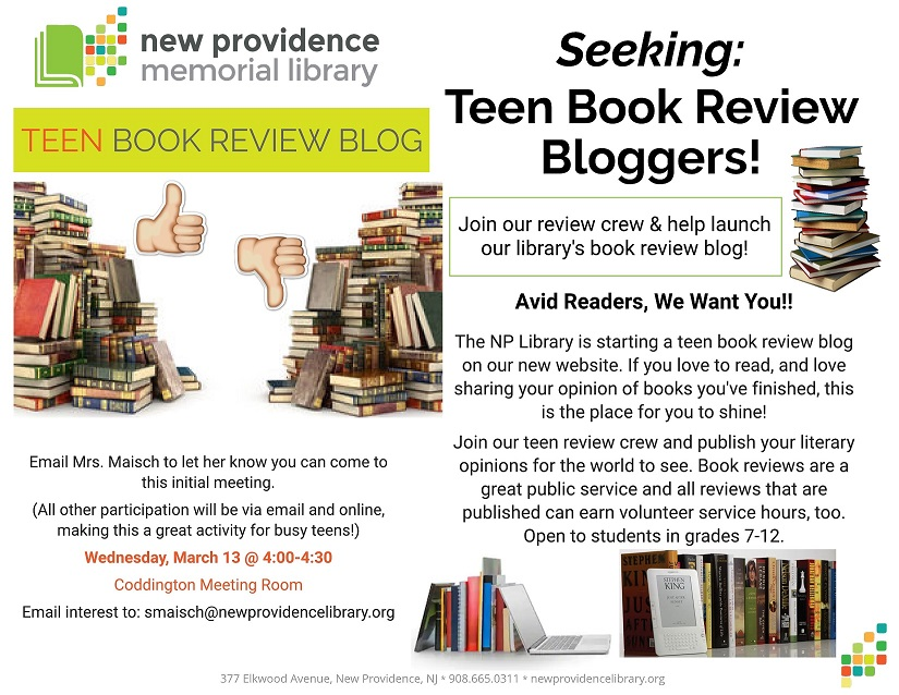 Teen Book Review Bloggers small2